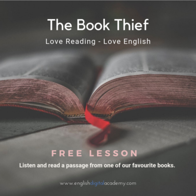 Read The Book Thief in English