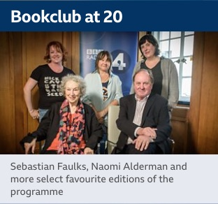 Radio 4 podcast bookclub