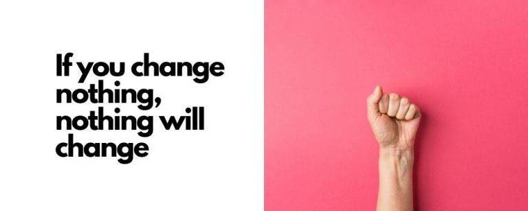 Learn English idioms to talk about change