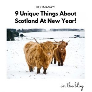 9 things to do in Scotland at New Year