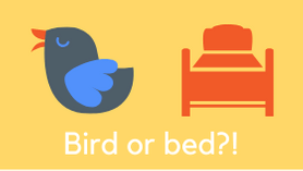 English Pronunciation Bird or bed_!
