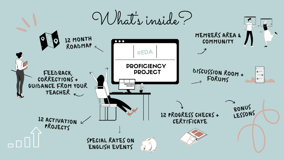 What's inside Proficiency Project