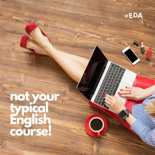 EDA advanced English course