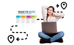 IELTS online courses with EDA