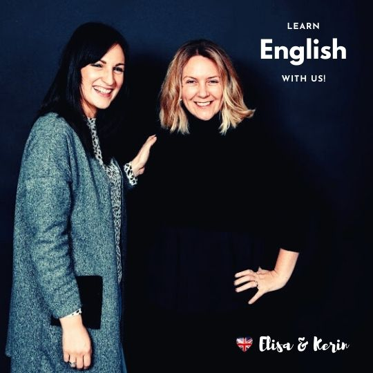 Advanced English Conversation course with Elisa and Kerin