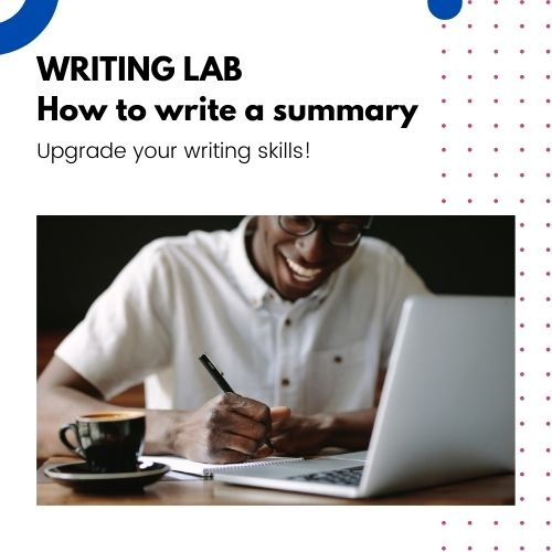 How to write a summary in English