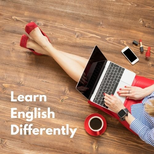 Advanced English courses online