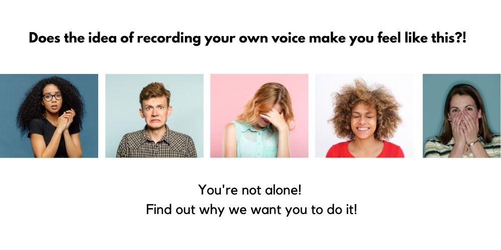 tip to improve English Pronunciation record your voice