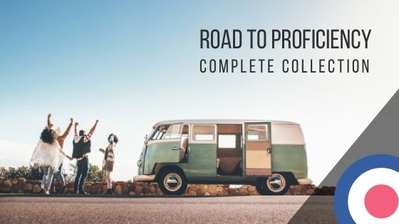 Road to Proficiency English course