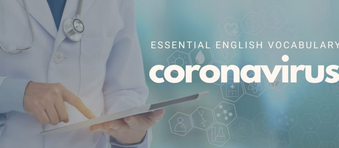 How to talk about the coronavirus in English